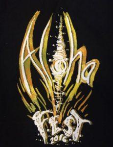 Aloha Fest Logo